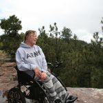 Rolling easy: Barriers to hiking are falling for some with disabilities