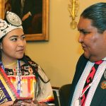 'Living off the Land' in Turmoil: Tribal Leaders Testify on Climate Change Impact