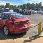 Electric Vehicle Chargers at Grand Canyon Reduce 'Range Anxiety' for Park Visitors